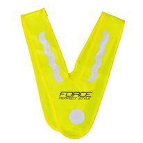 Reflective kids vest FORCE (yellow)