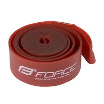 "Rim tape FORCE 29"" (19-622) (red)"
