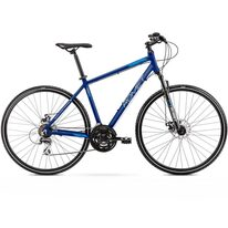 "Romet Orkan 1 28"" 21G dydis 19"" (48cm) (mėlyna)"