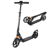 Scooter Hyper Motion Dragster  (black)