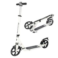 Scooter Hyper Motion Dragster (white)