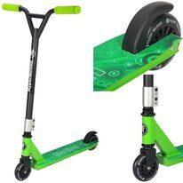 Scooter Hyper Motion EVO Stunt (green)