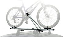 Sherpa universal bike carrier aluminium tube