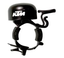 Skambutis KTM (juodas)