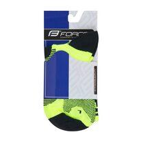 Kojinės FORCE Long (fluorescentinė/juoda) 36-41 S-M