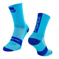Kojinės FORCE Long PRO, (mėlyna) L-XL 42-46