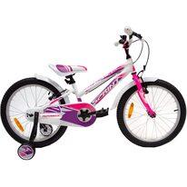 """SPRINT Calypso 20"""" 1G dydis 9,5"""" (24cm) (balta/rožinė/violetinė)"""