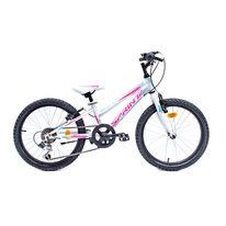 """SPRINT Calypso 20"""" dydis 9,5"""" (24cm) (balta/neoninė rožinė/žalia)"""