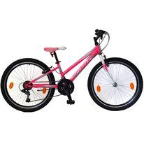 """SPRINT Calypso 24"""" 18G dydis 12,5"""" (31cm) (neoninė rožinė/balta)"""