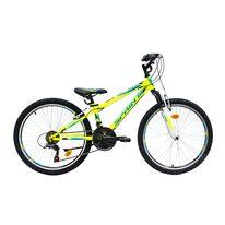 """SPRINT Casper 24"""" dydis 11"""" (28cm) (neoninė žalia/žydra/juoda)"""