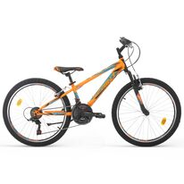 "SPRINT Casper 24"" size 11"" (28cm) (neon orange/cyan/black)"