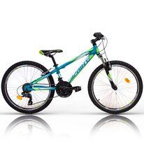 """SPRINT Hat Trick 24"""" 18G dydis 11"""" (28cm) (mėlynas/žalias/juodas)"""