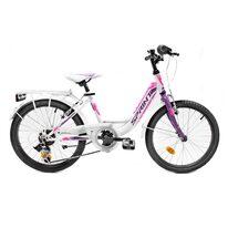 """SPRINT Starlet 20"""" dydis 12"""" (31cm) (balta/violetinė/rožinė)"""