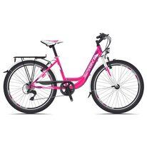 """SPRINT Starlet 24"""" dydis 15"""" (38cm) (rožinė/violetinė/balta)"""
