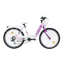 """SPRINT Starlet 24"""" dydis 15"""" (38cm) (balta/violetinė/rožinė)"""