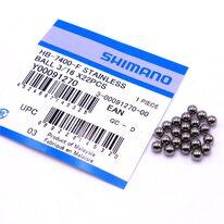 Šratai Shimano HB-7400-9 3/16 22 vnt