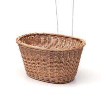 Threaded basket BONIN 38x30x20cm