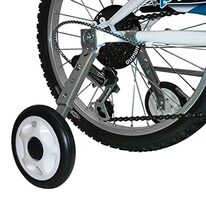 Training wheels for bicycles with gears 16-24""