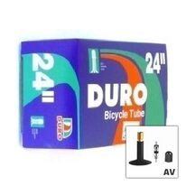 Tube DURO 24x1 3/8 (37-507) AV (box)