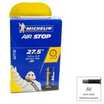 Tube Michelin B4 27.5x1.90/2.50 (48/62-584) AV35