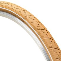 Tyre DSI 28x1.75 (47-662) SRI-59 light brown, puncture protection, reflective stripe