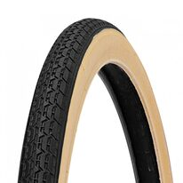 Tyre DURO 24x1.75 HF124 with yellow side