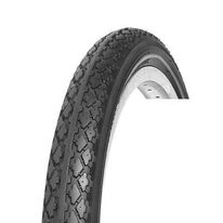 Tyre + tube Vee Rubber 24x1.75 (47-507) AV48 with reflective strip