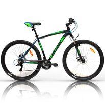 """Ultra Nitro 29"""" 21G dydis 19"""" (48cm) (juoda/žalia/mėlyna)"""