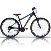 """UMIT 4Motion V-brake 26"""" dydis 16"""" (41 cm) (juoda/mėlyna)"""