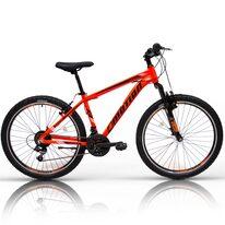 """UMIT 4Motion V-brake 26"""" dydis 16"""" (41 cm) (neoninė oranžinė)"""