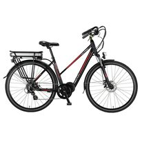 "UMIT Altec Regnum E-bike 28"" size 19,5"" (49cm) (black/grey/red)"