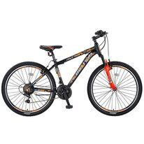 """UMIT Motion MSV V-brake 29"""" dydis 16"""" (40.5cm) (juoda/oranžinė)"""
