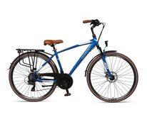 """UMIT Ventura 2D 28"""" size 20"""" (51cm) (blue/white/brown)"""