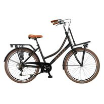 "UMIT Wagen Lady 26"" size 18"" (46cm) (black/brown)"