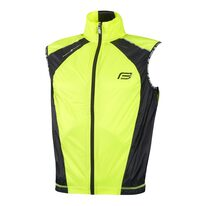 Vest FORCE V53 windproof (fluorescent/black) M