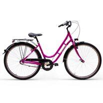 "Victoria Lady 28"" N3 dydis 18"" (46cm) (aliuminis, rožinis)"