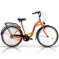 "Zeger Classic 26"" N3 dydis 18"" (45cm) plienas (oranžinė)"