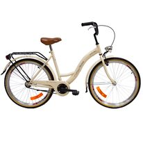 "Zeger West Bike 26"" N1 size 19"" (48 cm) (крем)"