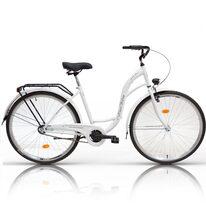 "Zeger West bike 28"" N1 dydis 19"" (48cm) (plienas, baltas)"