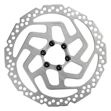 Stabdžių diskas Shimano RT26 180mm 6 varžtai Resin