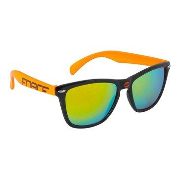 Akiniai FORCE Free UV 400 (oranžinė/juoda)