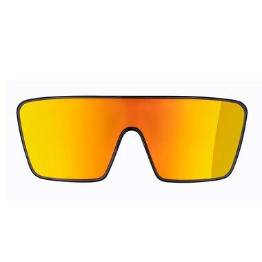 Akiniai FORCE Scope, oranžiniai lęšiai (juodi)