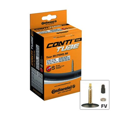 Tube Continental Light 700x18/25C (18/25-622/630) FV 60mm