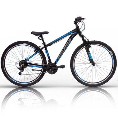 """UMIT Motion MSV V-brake 29"""" dydis 16"""" (41 cm) (juoda / mėlyna)"""