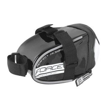Krepšelis FORCE Ride S 0,8l (juoda/balta)