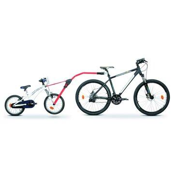 Vaikiško dviračio kieta vilktis Peruzzo Trail Angel (žalia)