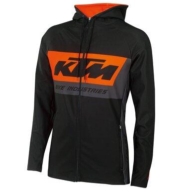 Džemperis KTM FT Crossover, (juodas) dydis XL