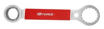 Įrankis FORCE skirtas SHIMANO Hollowtech II/BB9000/R60 miniklio velenui