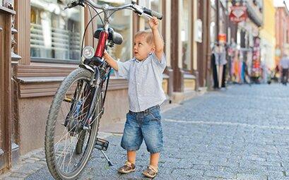 Kaip išsirinkti dviračio dydį?